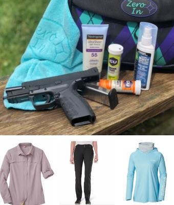 summer firearms training