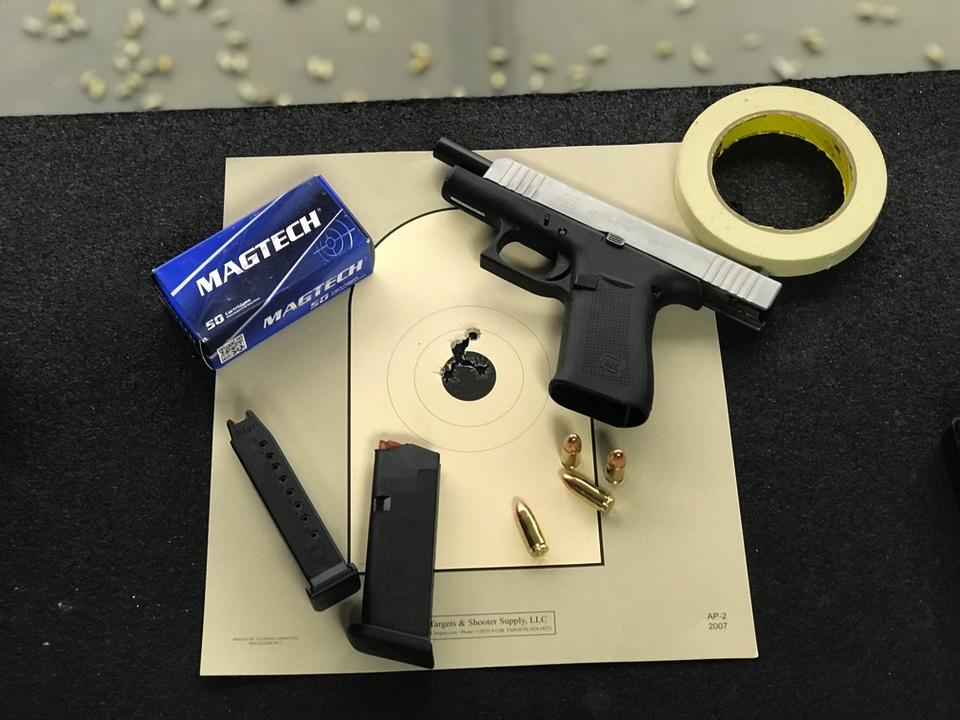 Gun Review: The GLOCK 48