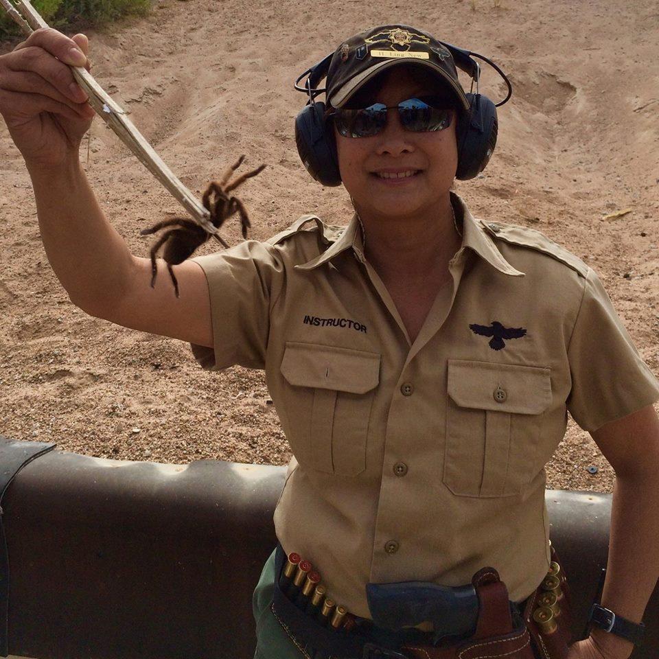 Il Ling New Range Drills