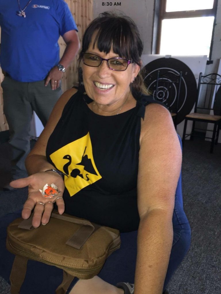 Nancy Tompkins Long Range Competition Shooter Lapua