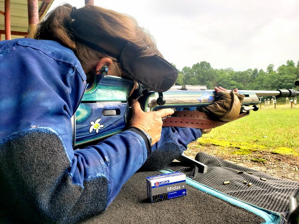 rifle shooter  Lapua