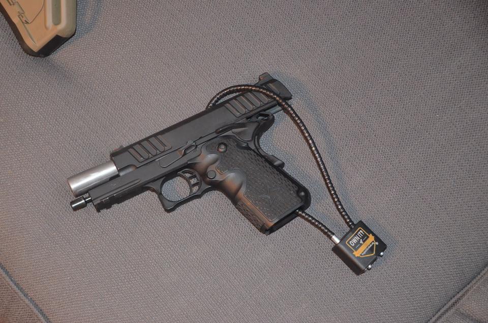 Project ChildSafe Free Gun locks