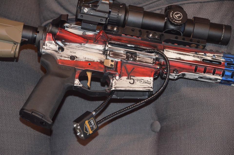 Project ChildSafe Free gunlocks rifle