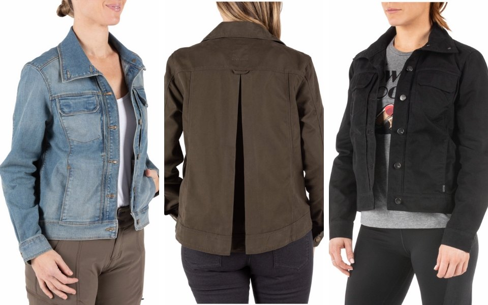 5.11 Penelope Jacket 3 colors Wardrobe Staple
