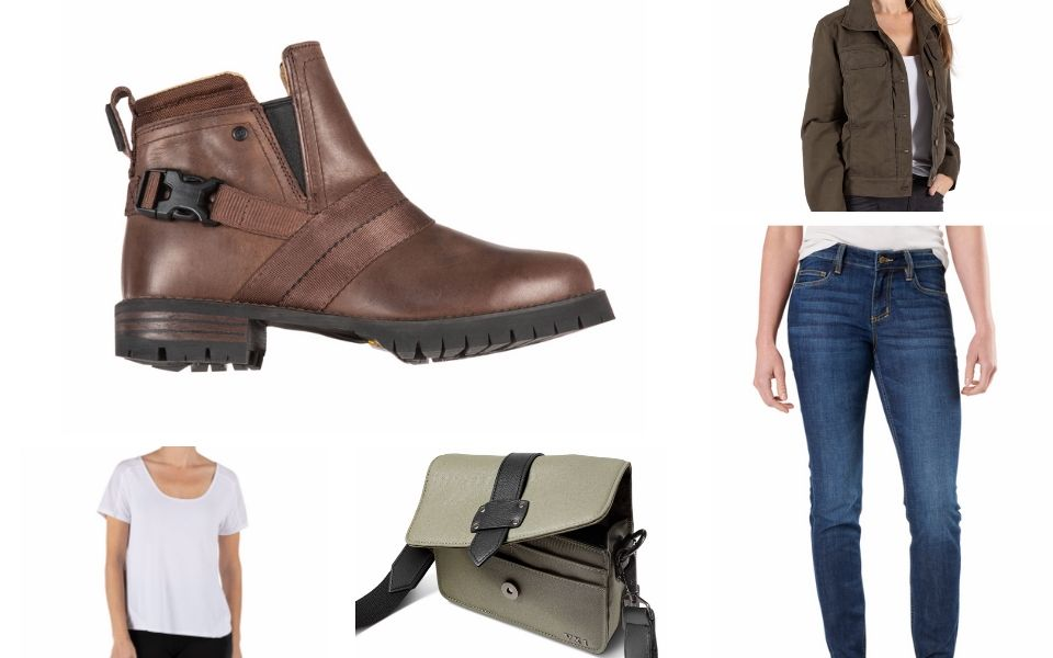 Smart casual 5.11 outfit