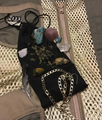 Teen's range bag feature
