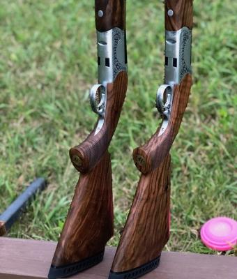 custom shotgun feature
