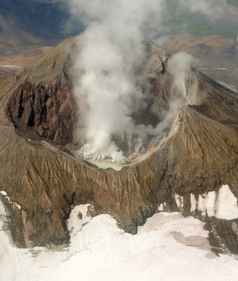 Active, Dormant, & Extinct Volcanoesfeature
