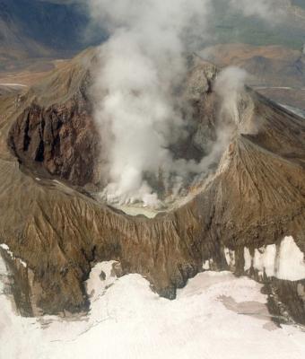 Active, Dormant, & Extinct Volcanoesfeature