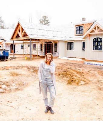 Eva Shockey forever home feature
