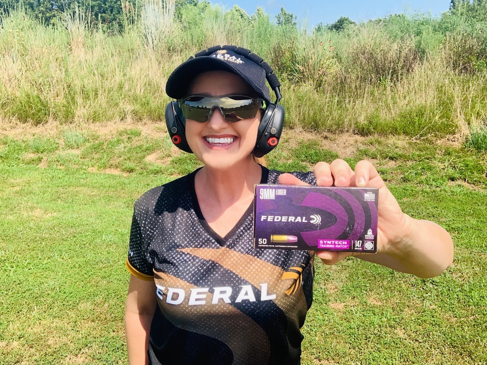 Federal Premium American Eagle Syntech Julie Golob