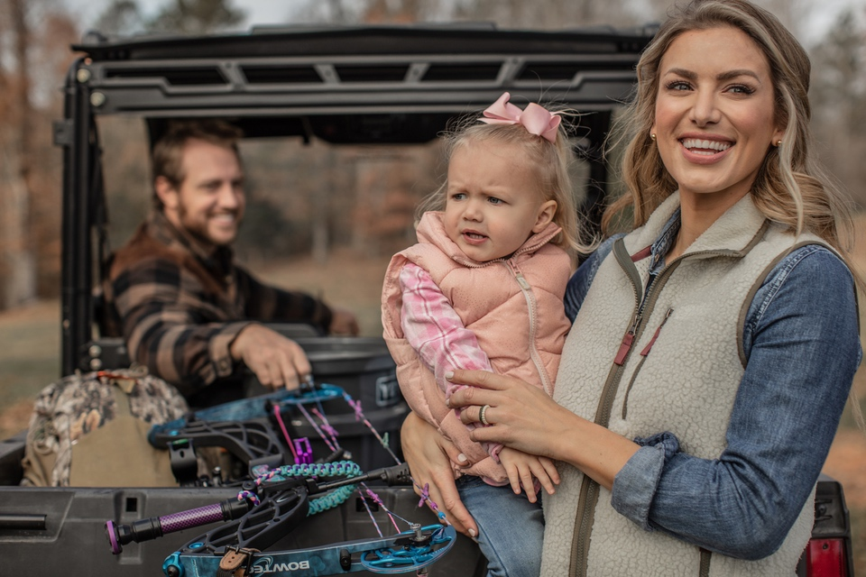 Tim Leni and Eva Shockey Raising Outdoor Kids