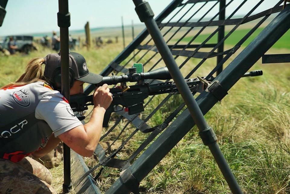 Ruger Ambassador Kristy Titus Ruger Precision Rifle