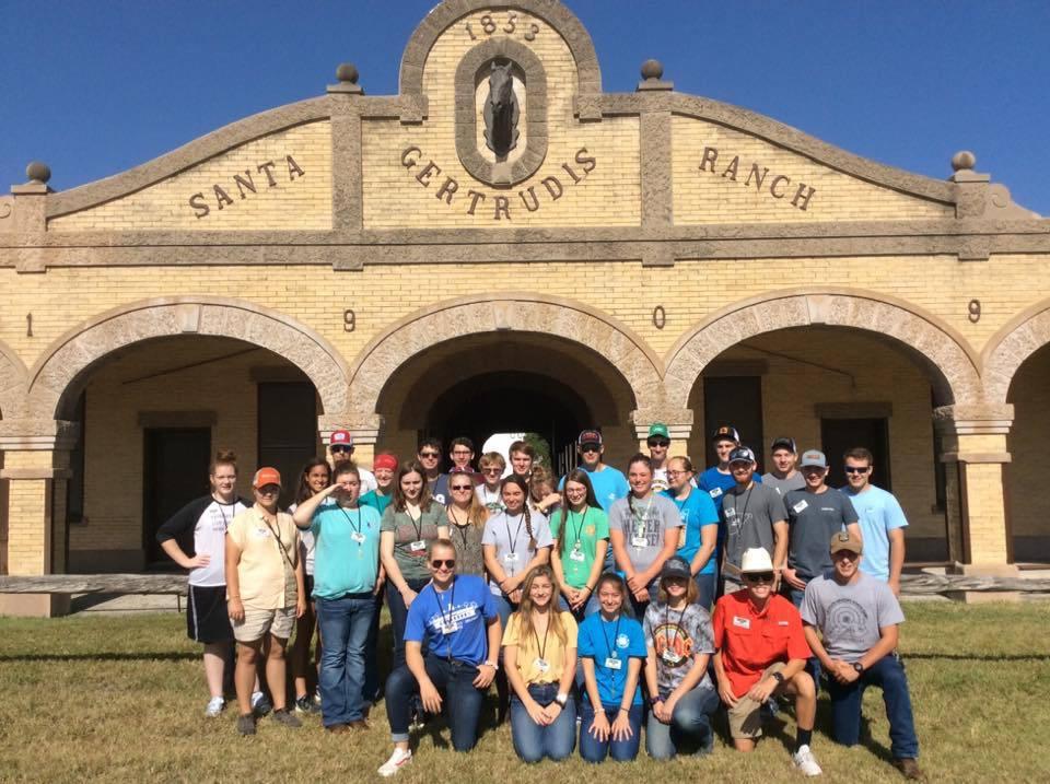 National Shooting Sports Month 4-H Shooting Sports Ambassador Texas A&M University