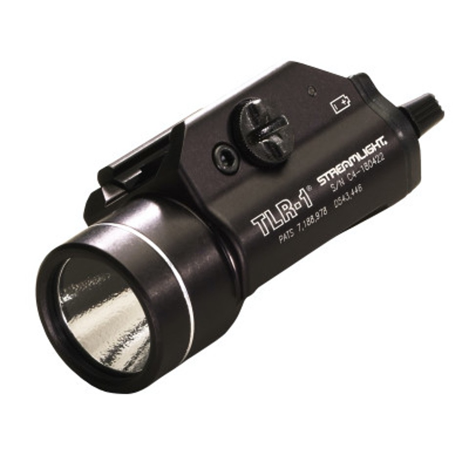 Streamlight weapon-mounted lights
