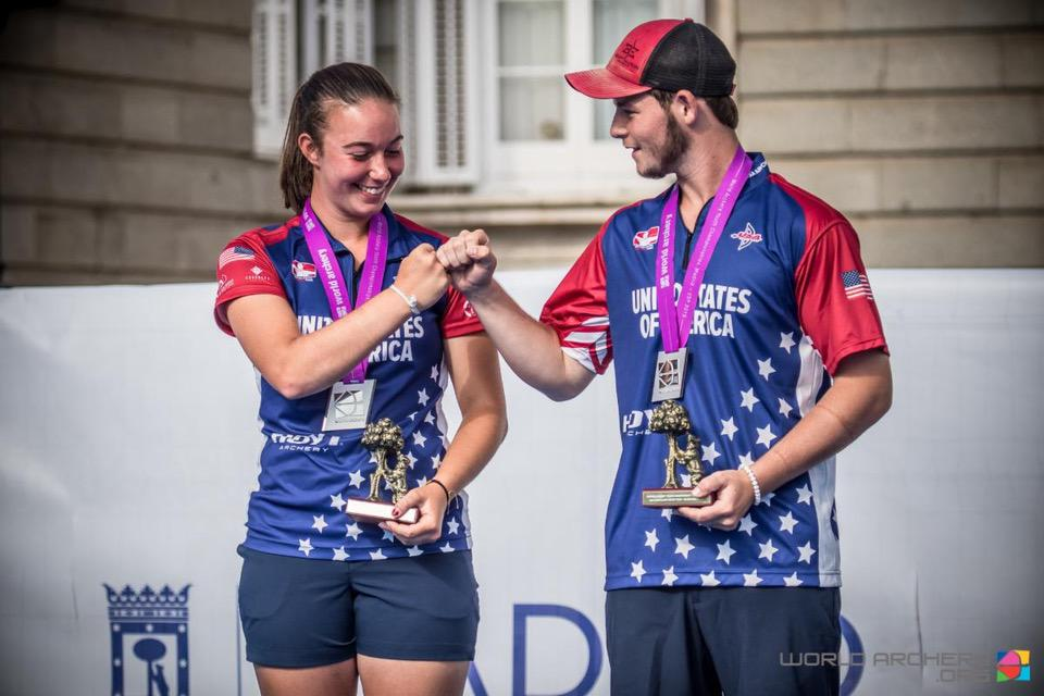 2020 Olympic Hopefuls Medal at World Archery Youth Championships