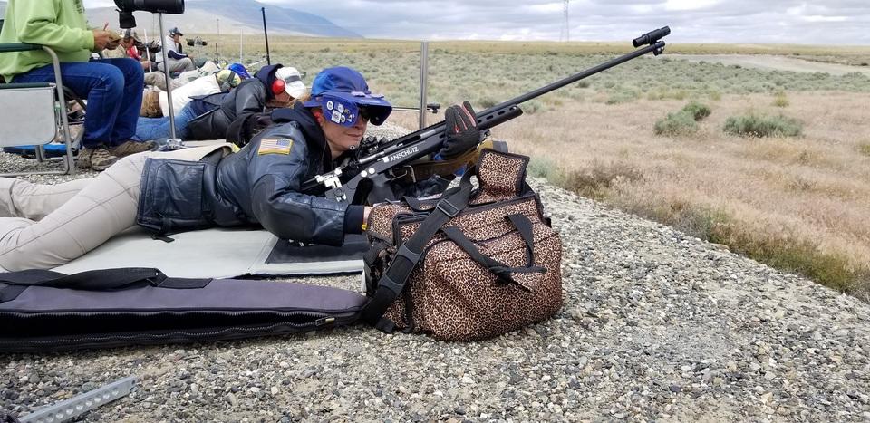 30 Cal Gal Palma Rifle