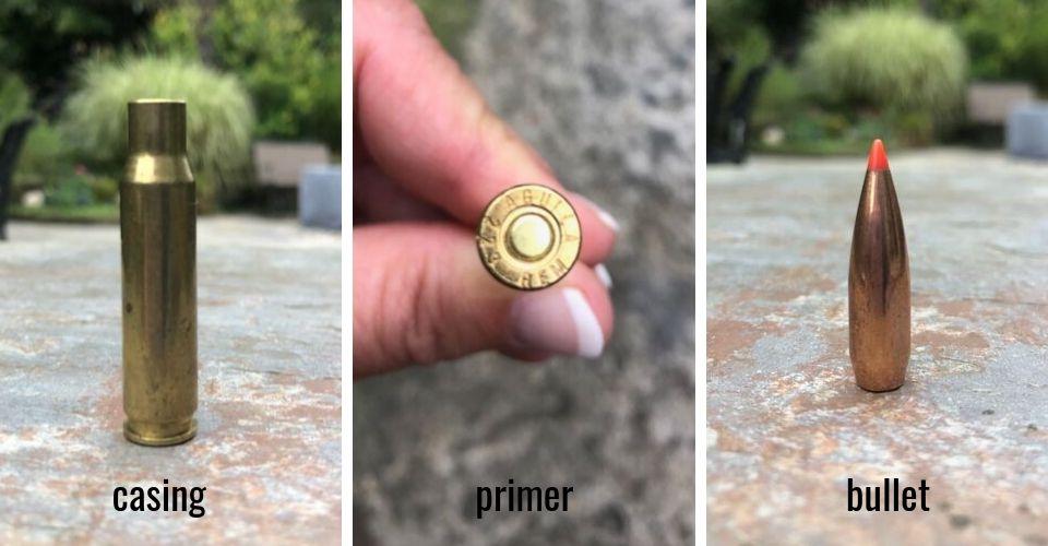 ammunition parts