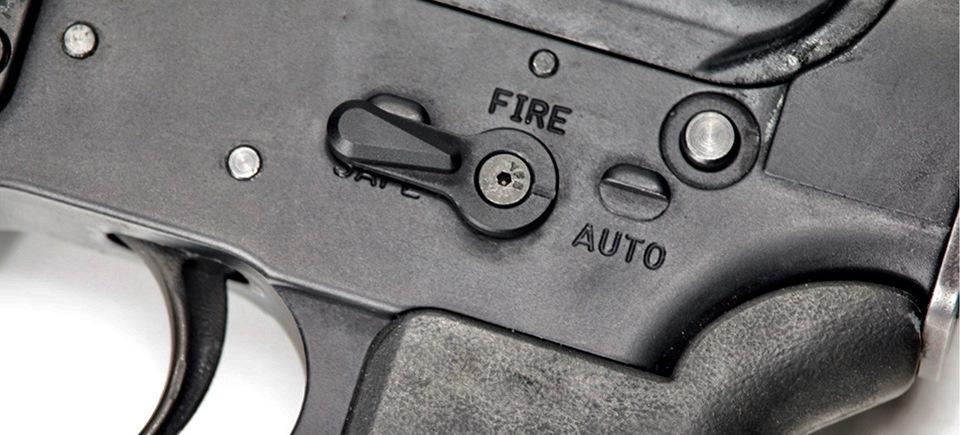 Automatic rifle