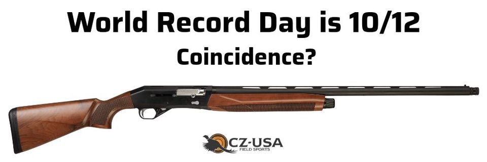 CZ-USA World Record Attempt and 1012 Day CZ 1012