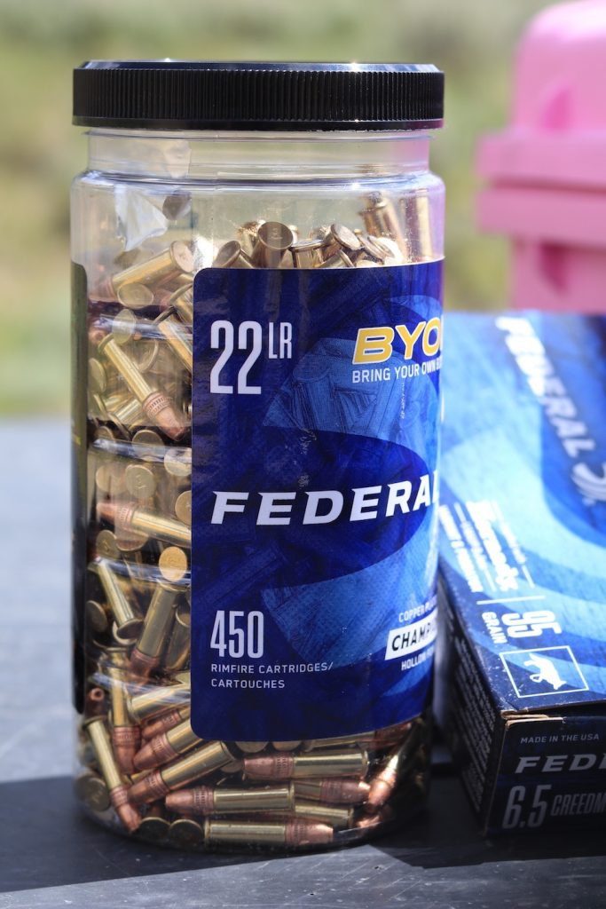 Federal Premium .22LR