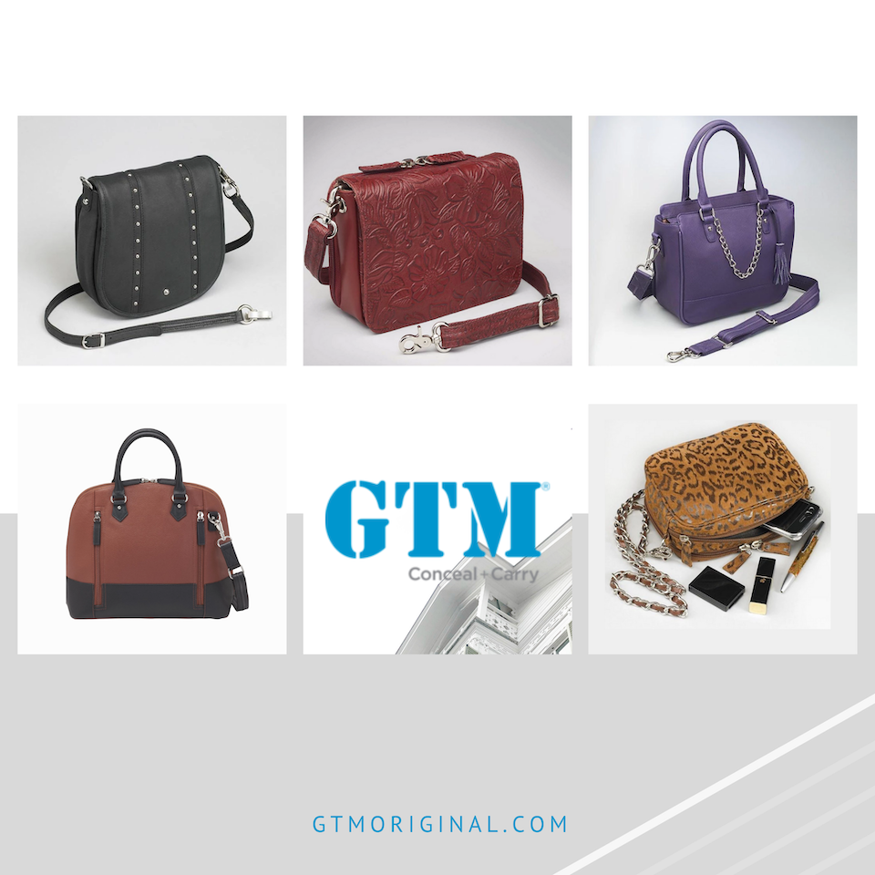 GTM Original back to school purses non-lethal weapons