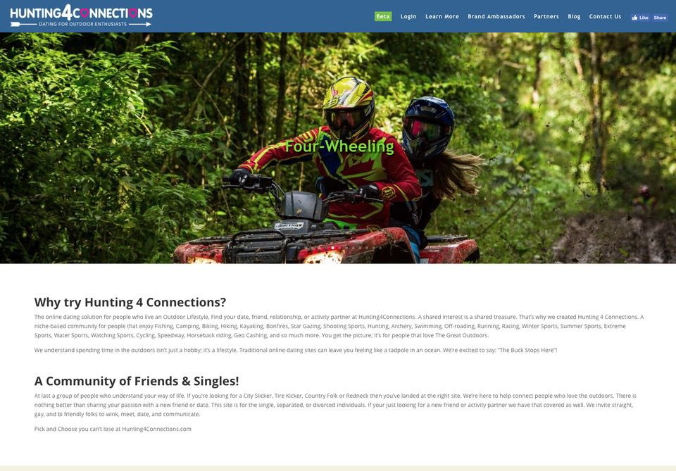 Hunting4Connections ATV H4C