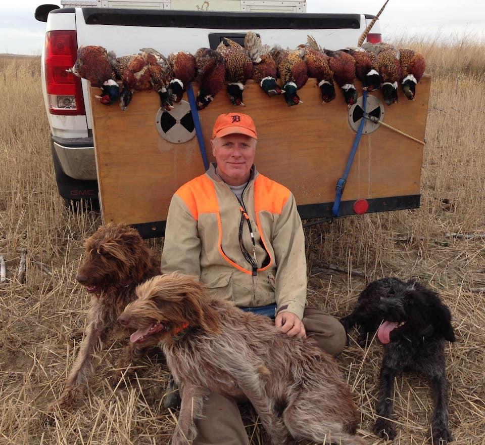 Obituary for a Bird Dog Jim Millinsifer