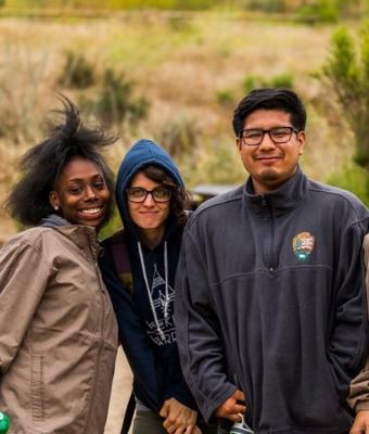 National Park Volunteer feature