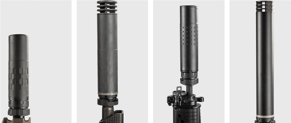 Firearm Terms Suppressor