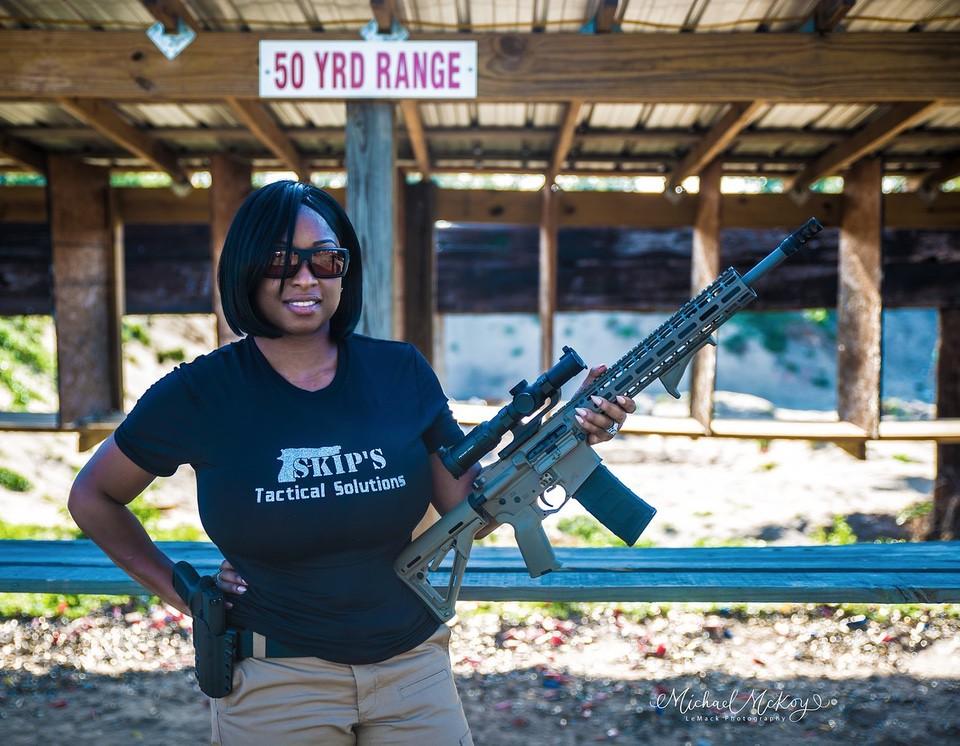 Avery Skipalis GLOCK Armorer Firearms Trainer