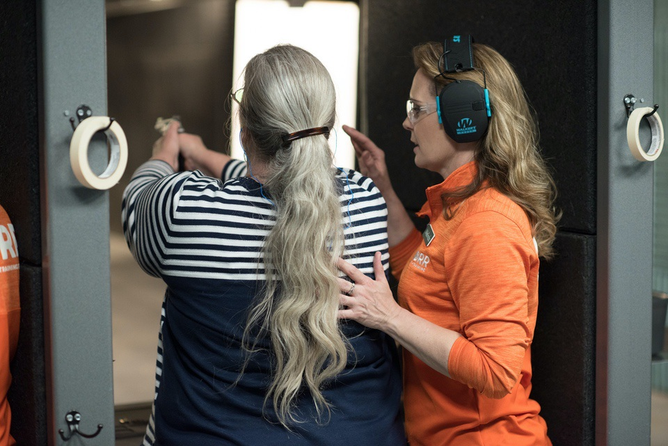 Morr Indoor Range and Training Center