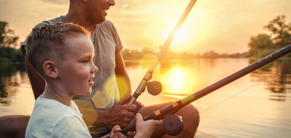 Fishing with Kids Nature Sport Central