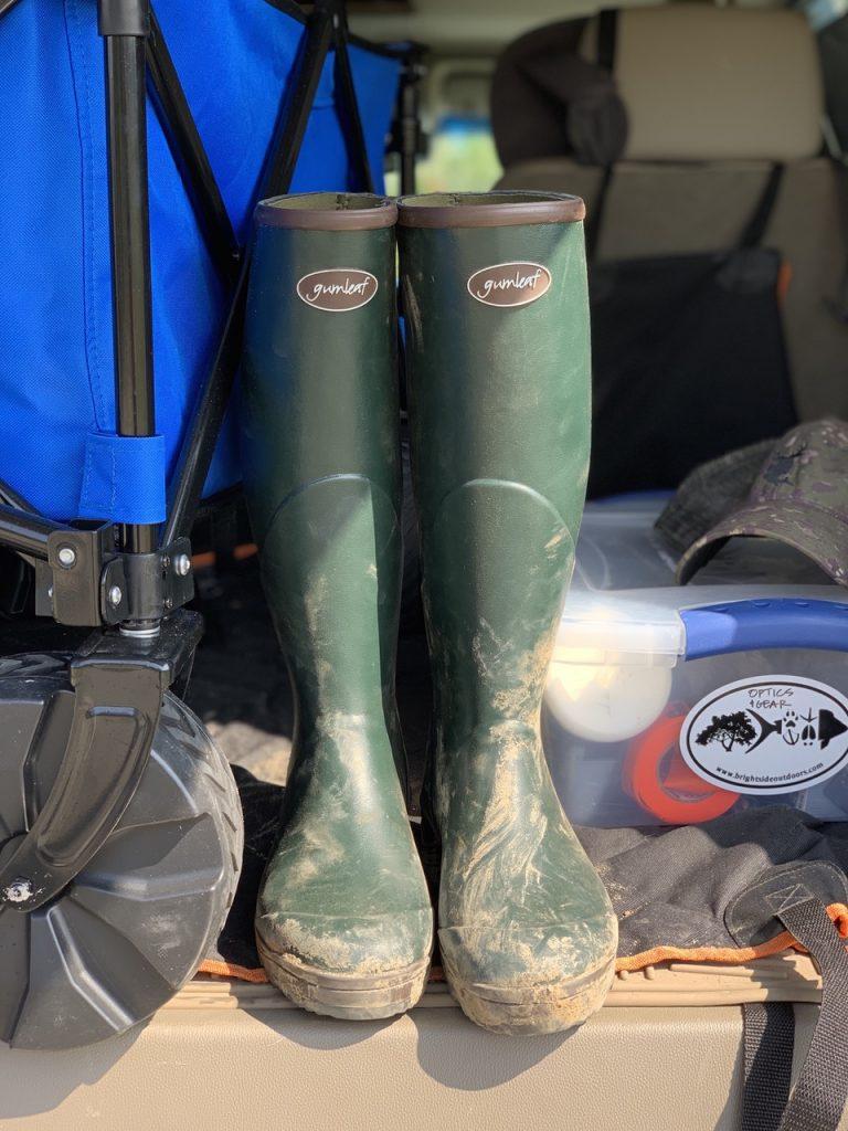 Saxon boots