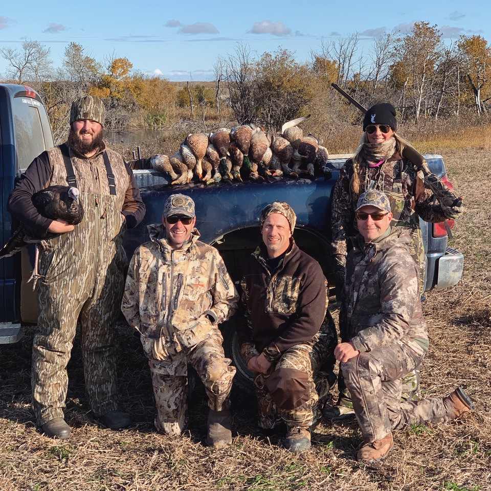 Waterfowl Media Conference