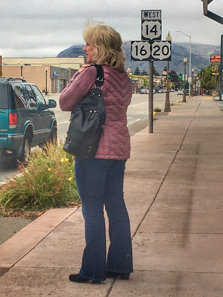 GTM 108 Sling Backpack carry concealed