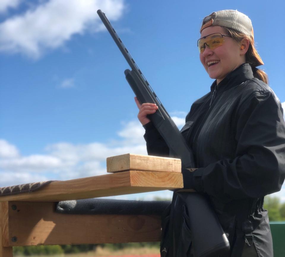 Shotgun Sports Makayla Scott Project ChildSafe