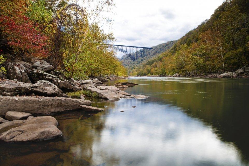 National Park Foundation Leaf Peep NEW RIVER GORGE