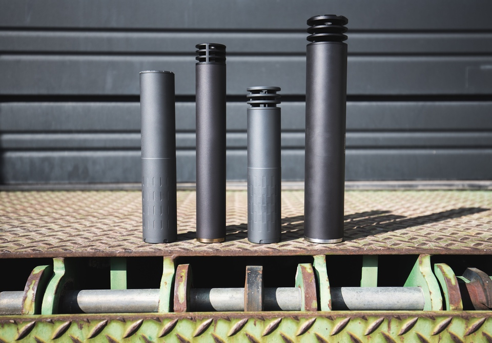 Precision Rifle Suppressors SilencerCo