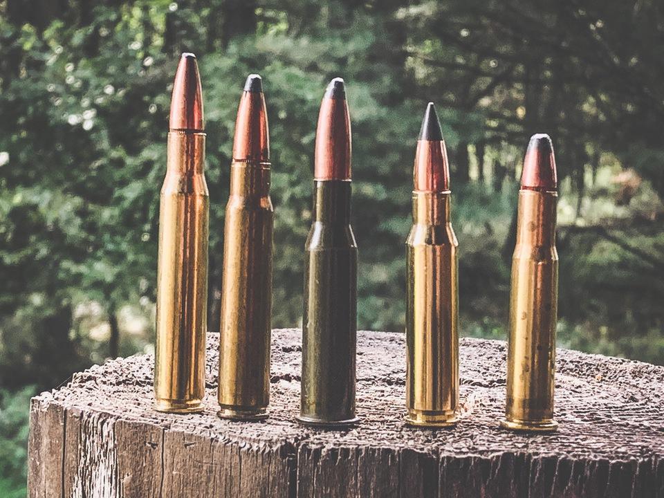 Common Calibers for Deer Hunting