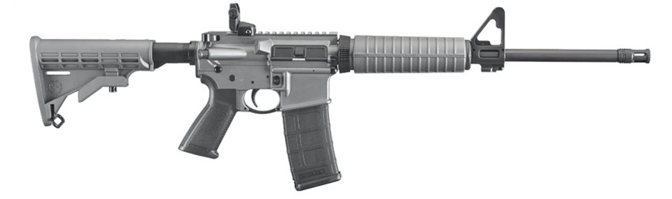 Ruger AR-556: A Versatile Home Protection Option