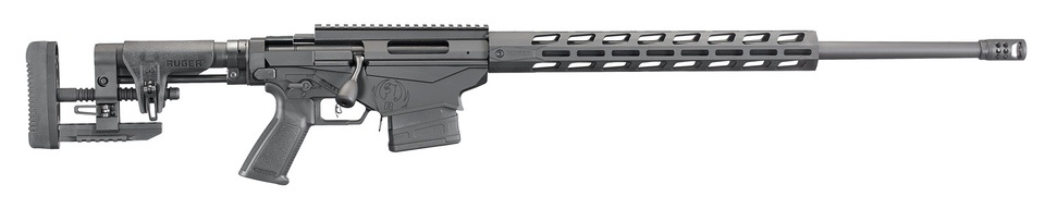 Federal Premium Barnes TSX Ruger Precision Rifle