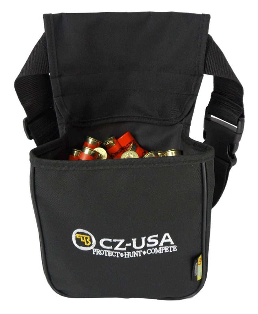 CZ-USA shooting pouch