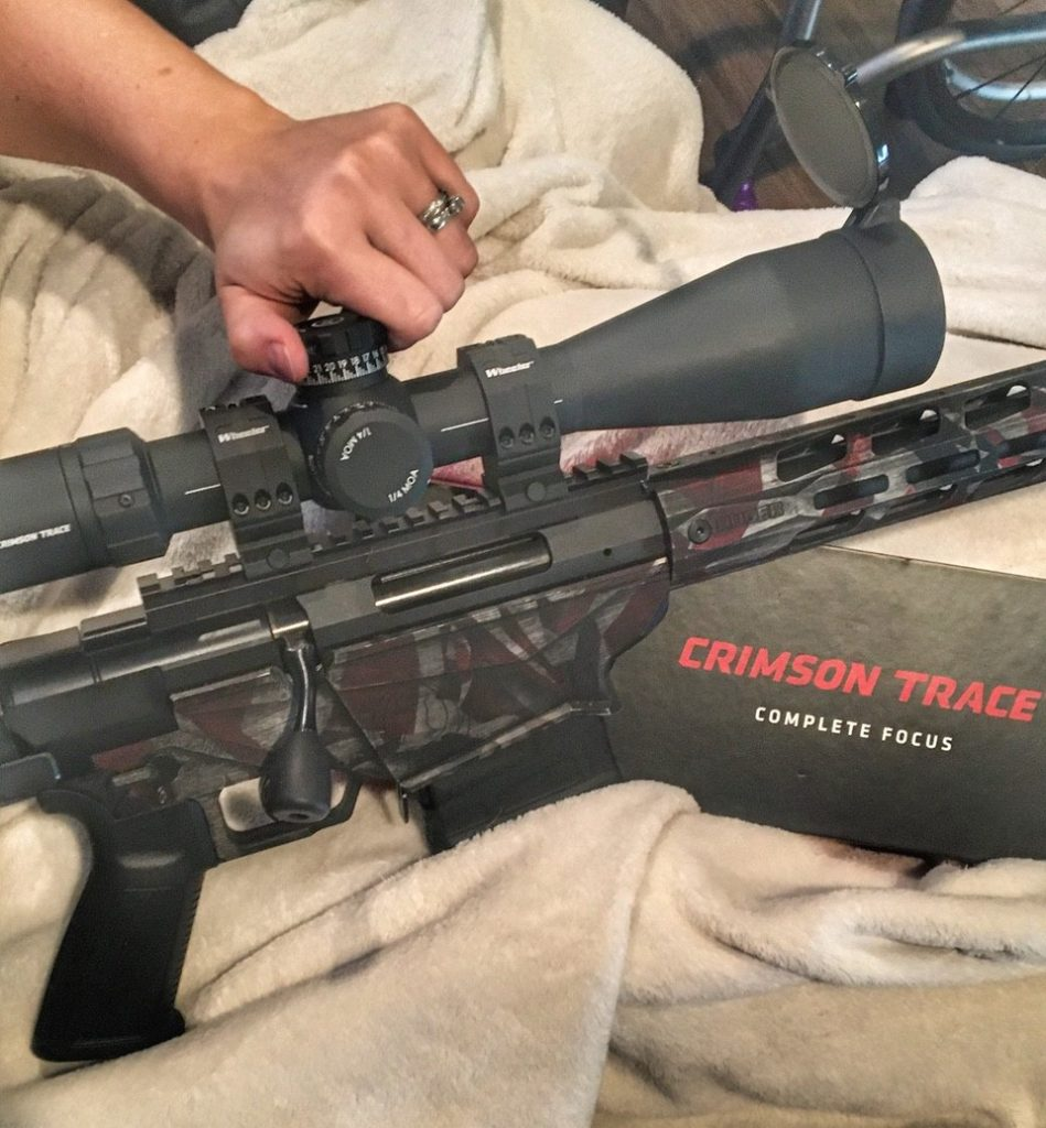 Crimson Trace CSA-2624-Sport Riflescope