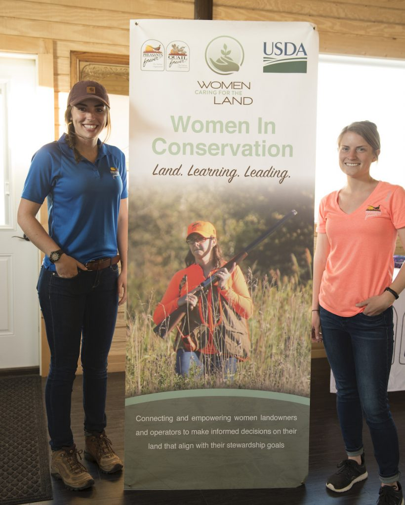 ND Pheasants Forever Team: Renee Tomala