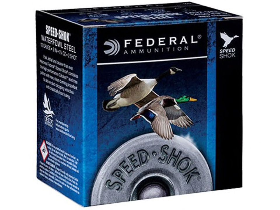 Waterfowl Federal Ammunition