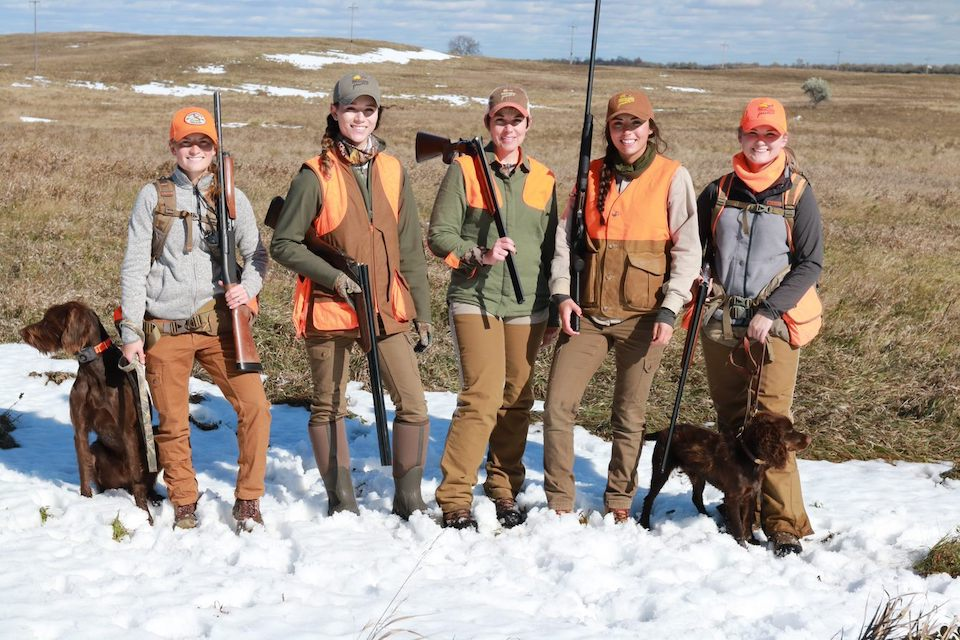 ND Pheasants Forever Team