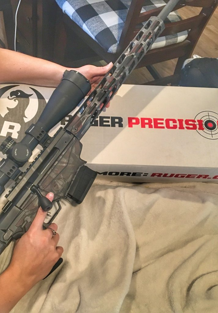 Old Glory PR Ruger Precision Rifle