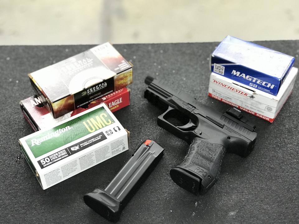 Walther PPQ M2 Q4 Tac