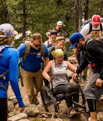 Adaptive Adventuring Through National Parks feature